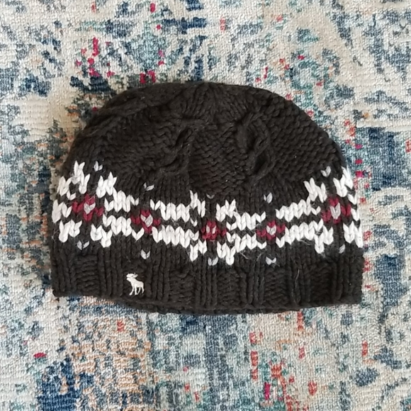 Abercrombie and Fitch winter hat